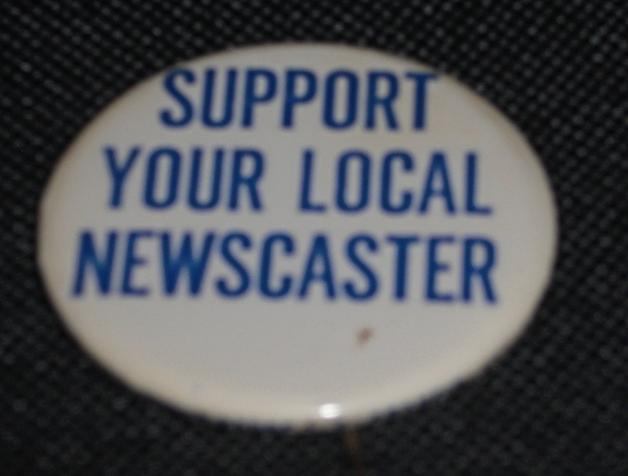 Support Local Newscaster - 1